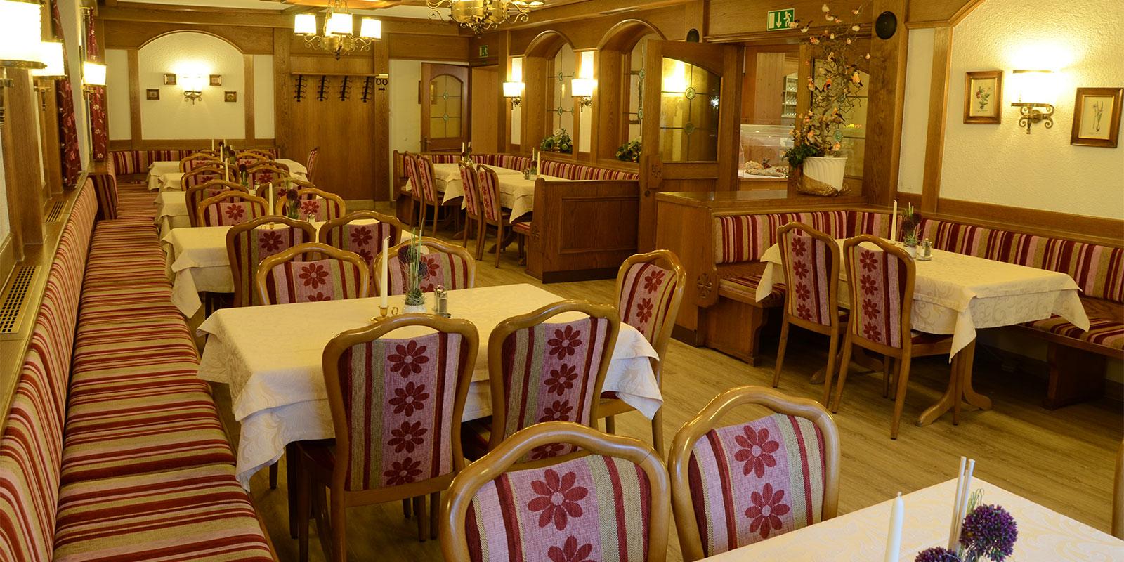 Restaurant Beilngries im Hotel-Gasthof zur Krone - Gutbürgerliche Küche
